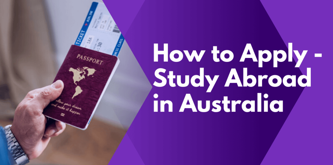 How to Apply Study Abroad in Australia