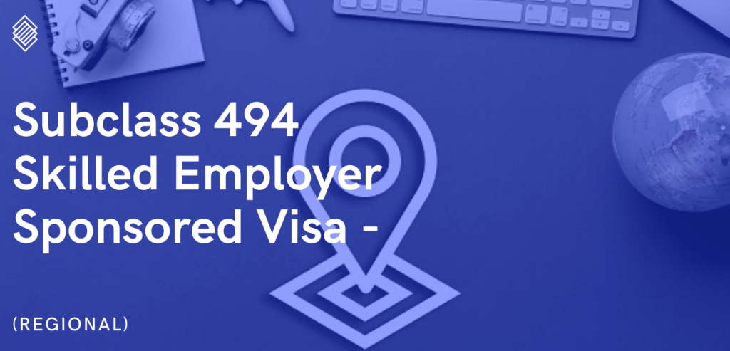 Subclass 491 visa Skilled Work Regional Visa Provisional 1